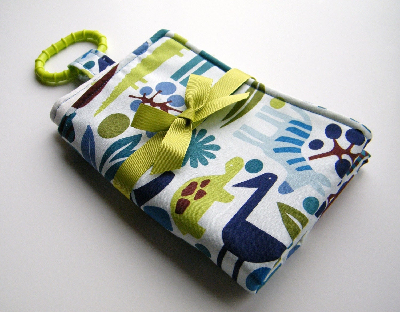 REVERSIBLE Original Lovey Blanket with FREE Link Alexander Henrys 2 DZoo