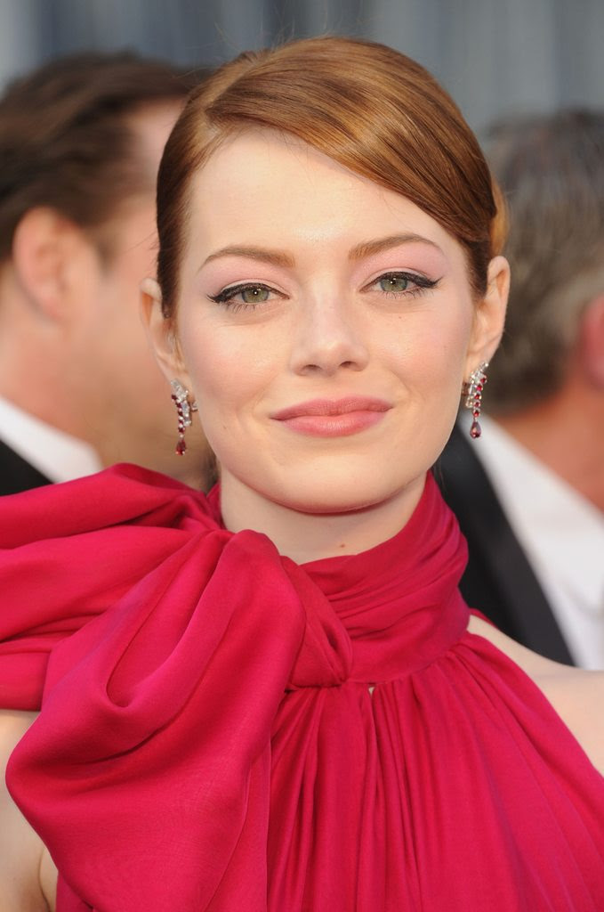 Foto de Emma Stone HD Oscar 2012