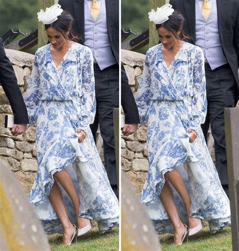 Meghan Markle: Prince Harry brides attends wedding in