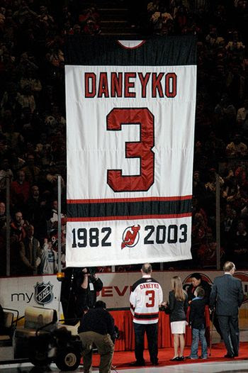 Danyeko Number Retirement