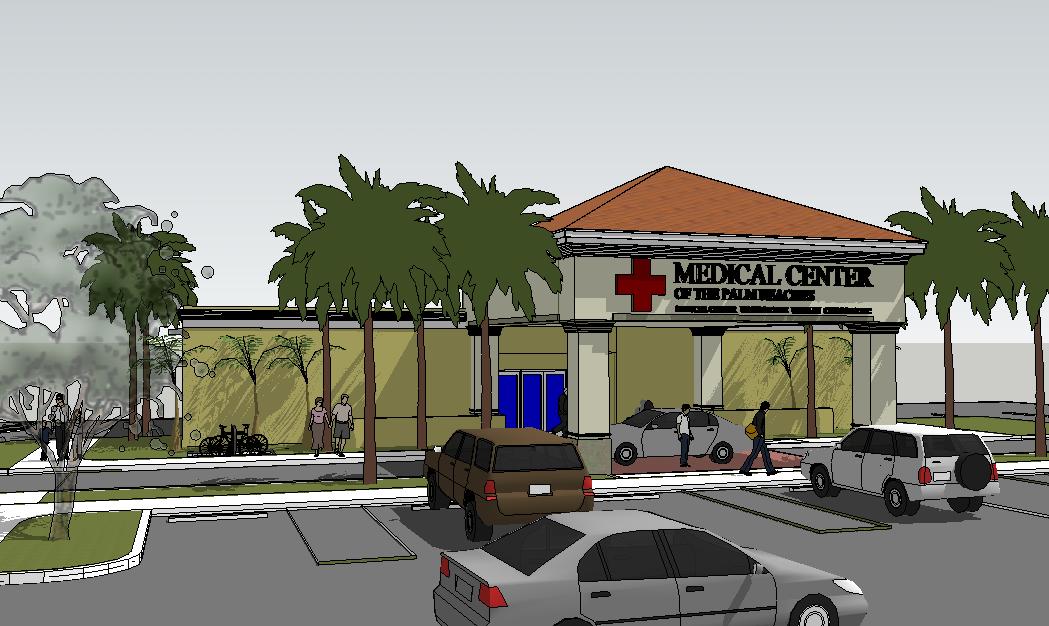 Medical Center of the Palm Beaches - Okeechobee Blvd ...
