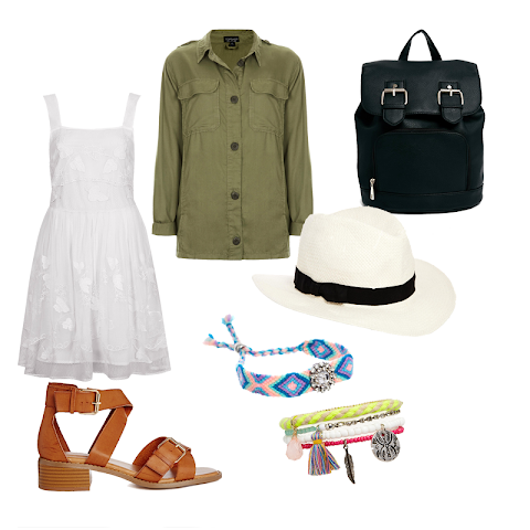 Summer Music Festival Outfit Inspiration