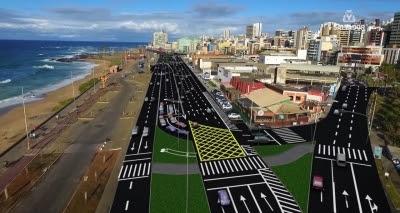 Prefeitura anuncia mudanças no trânsito e fechamento de estacionamento na Orla; veja