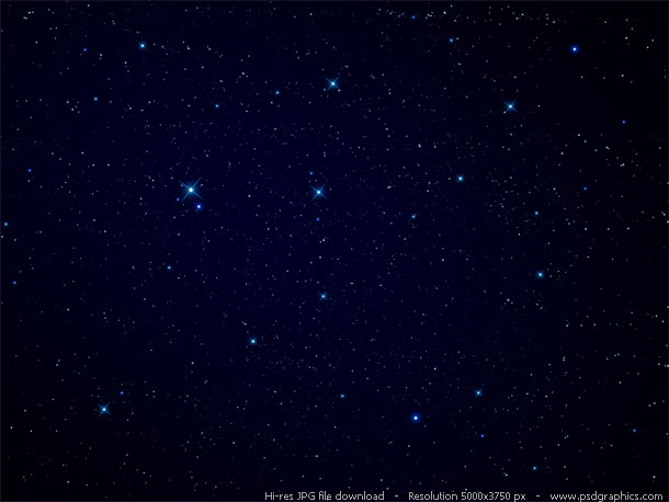 Use it in your design projects, or as a desktop wallpaper. Night sky
