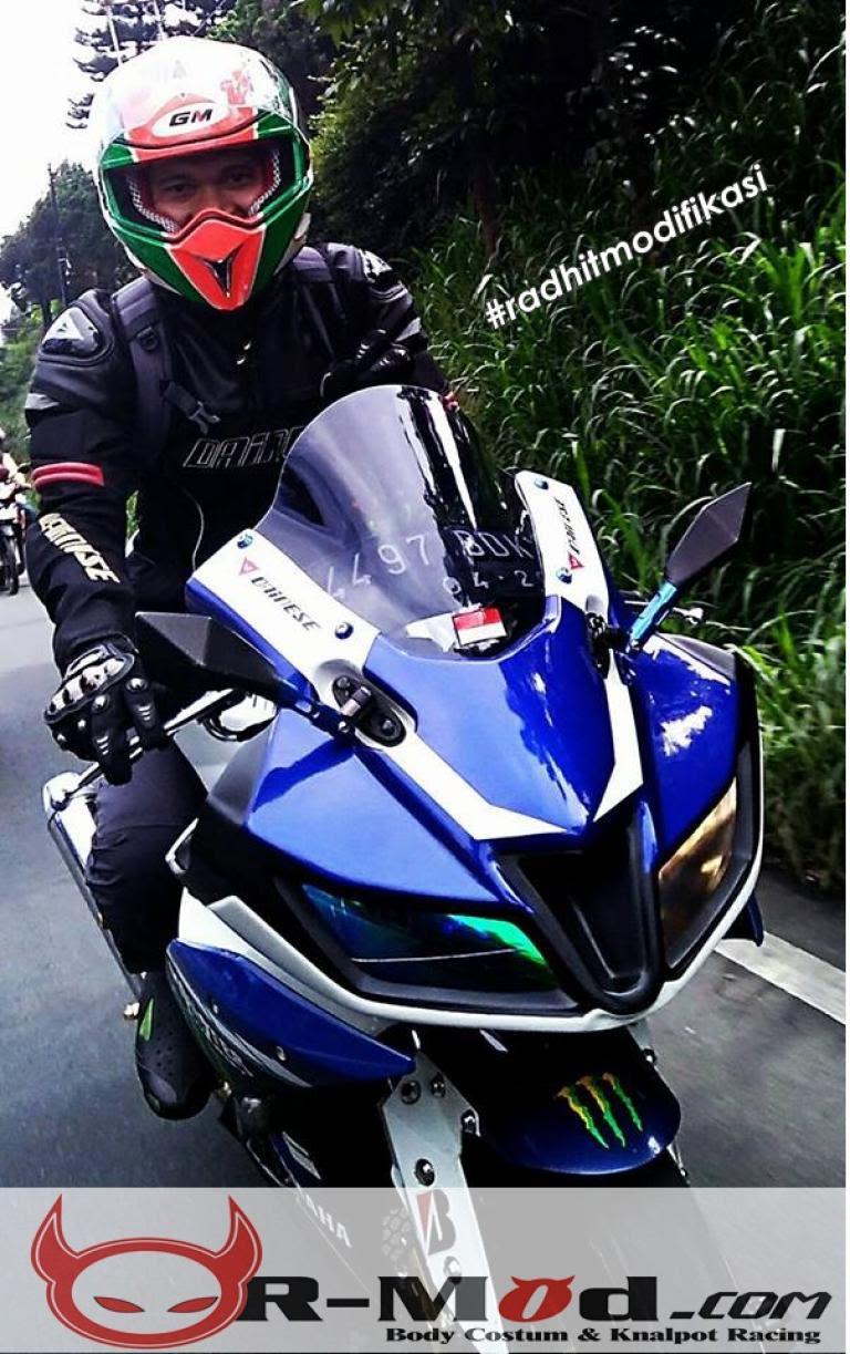 Download Koleksi 66 Modifikasi Motor Yamaha R15 V3 Terbaru Sumped