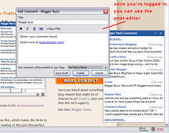 Firefox Extension for Blogger Web Comments (4/4)