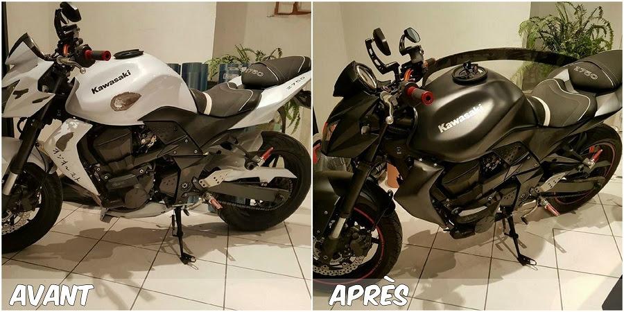 Réparation Moto Valenciennes Peinture Carrosserie Valenciennes