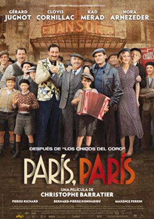 París, París (Christophe Barratier, 2.008)