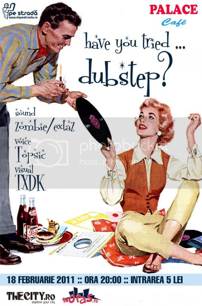 Have you tried... Dubstep?