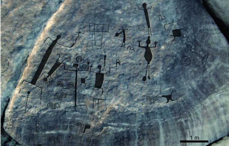 Venezuela petroglyphestridactyles