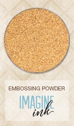 Embossing Powder - Nutmeg