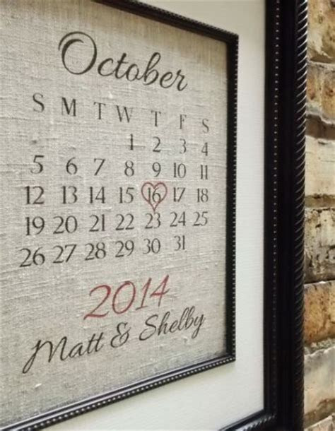 25  best ideas about Cotton anniversary gifts on Pinterest