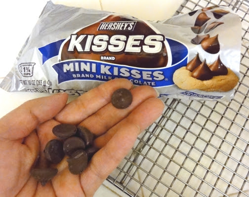 Image result for mini hershey kiss chocolate