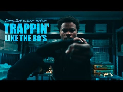 Roddy Ricch x Janet Jackson - Trappin Like The 80s