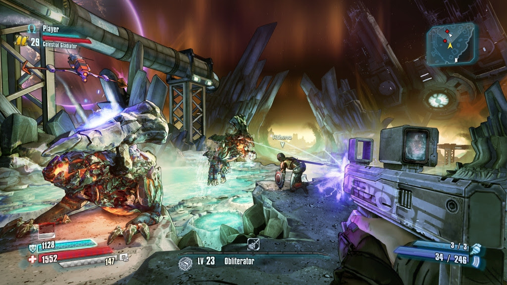 Borderlands The Pre Sequel (2014) Full PC Game Mediafire Resumable Download Links