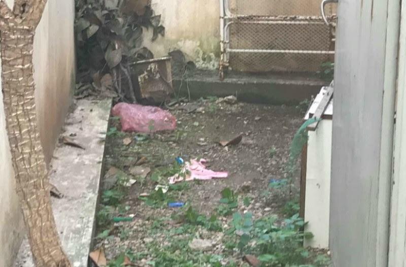 Αποτέλεσμα εικόνας για βρέφος βρέθηκε νεκρό σε ακάλυπτο πολυκατοικίας στην Νέα Σμύρνη