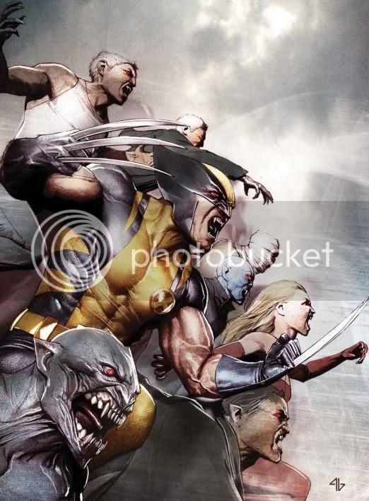 Vampiros vs X-Men