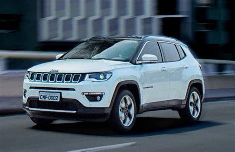 jeep compass suv price specs features interior mileage