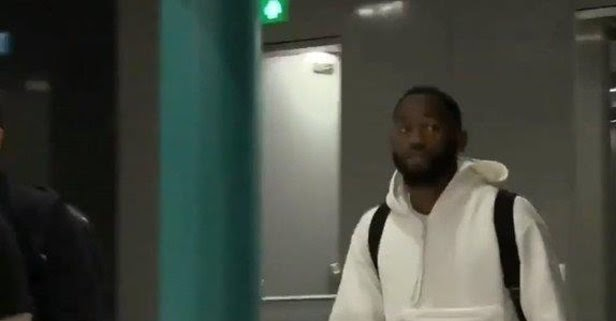 N'Koudou arrives in Istanbul to sign for Beşiktaş
