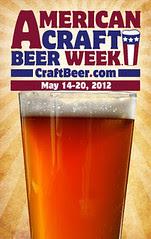 American Craft Beer Week 2012 (poster)