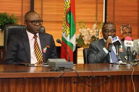 Kachikwu Vs Baru: Heavy Security At NNPC Headquarters