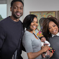 Qybjxrwg Pf Gabrielle Union And Dwyane Wade To Join Oprah For First Televised Interview With New Baby Girl