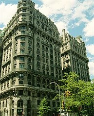 The Ansonia - 2109 Broadway - Upper West Side