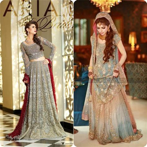 Walima/Reception Dresses for Wedding Bridals   Stylo Planet