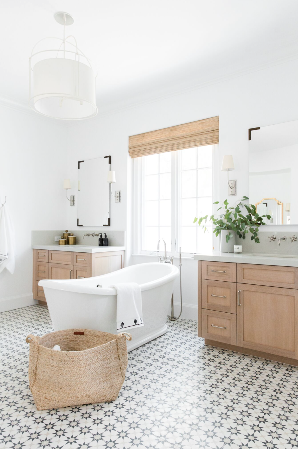 The 15 Most Beautiful Bathrooms on Pinterest - Sanctuary ...