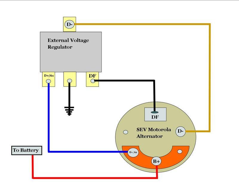 Volvo Motorola Alternator External Regulator Wiring Diagram - wiring diagram  cycle-wte - cycle-wte.teglieromane.it | Volvo Motorola Alternator External Regulator Wiring Diagram |  | Teglie Romane