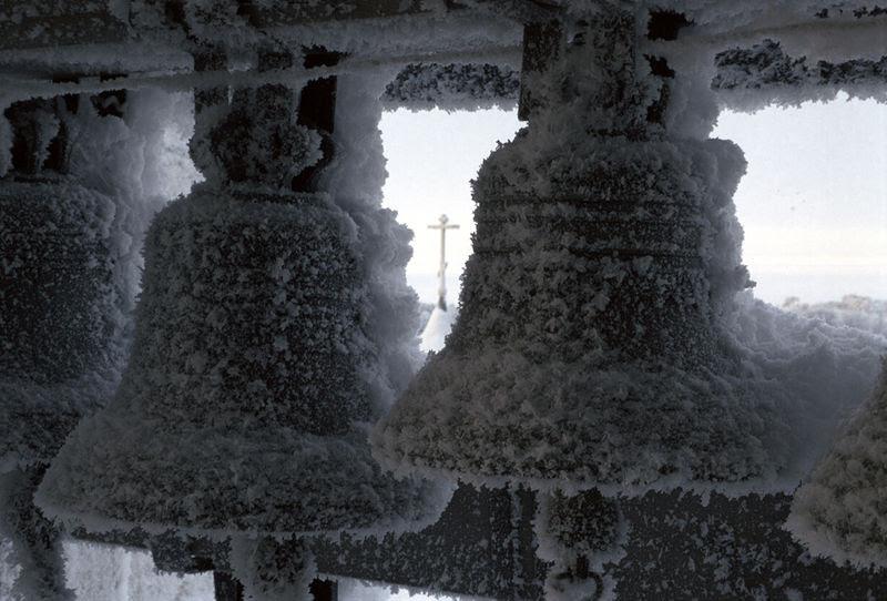 Колокола. Фото: Сергей Веретенников