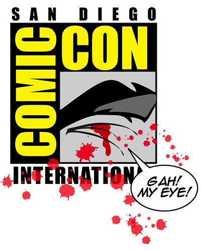 New Comic Con Logo