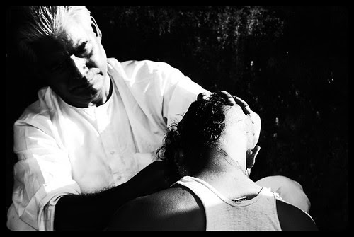 Barbers of Banganga Pitru Paksh 2011 by firoze shakir photographerno1
