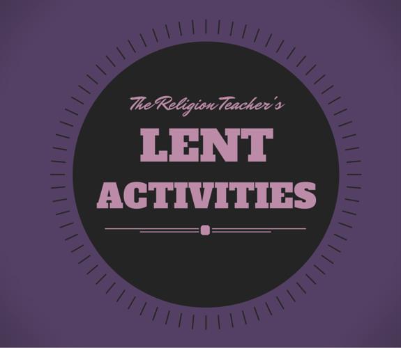 lent activities new