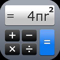 算数の公式電卓