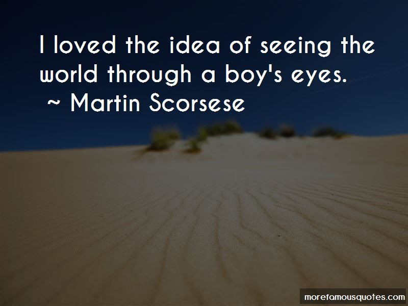 Quotes About Seeing The World Through Eyes Top 33 Seeing The World
