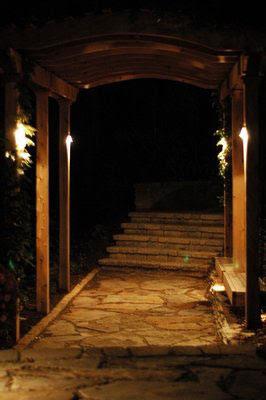 Knoxville Landscape Lighting Design, Landscape Architecture