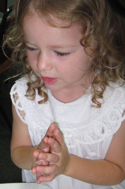 Autumn Praying