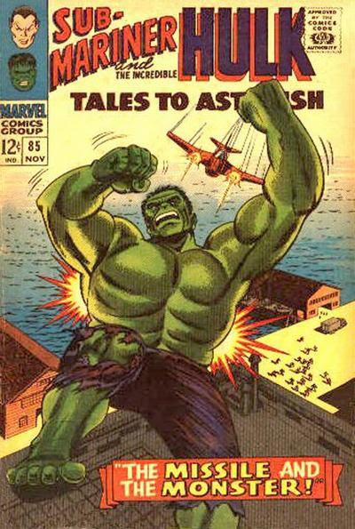 Tales to Astonish 085