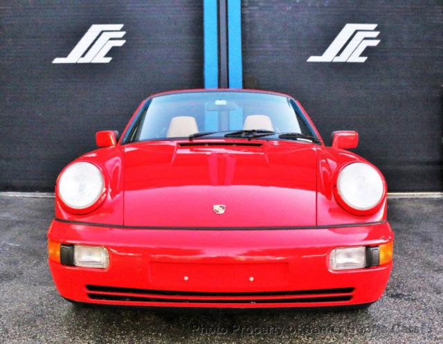 1990 Porsche 911 Carrera Cabriolet C2 Tipronic Extended Term Financing Trades for sale  Porsche