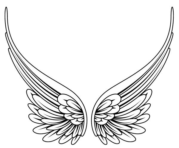 Wings Tattoos Png Transparent Wings Tattoospng Images Pluspng