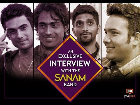 An Exclusive Interview with The Sanam Band