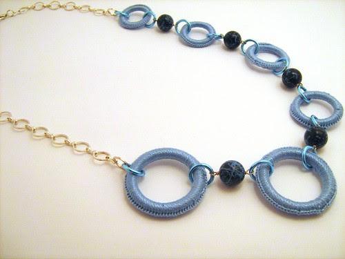 Cerchi azzurri by Cristina Crijoux