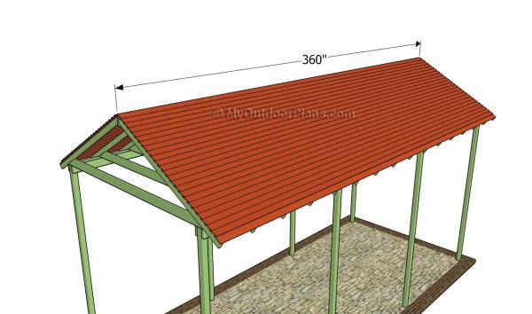 Rv Carport Plans | MyOutdoorPlans | Free Woodworking Plans ...
