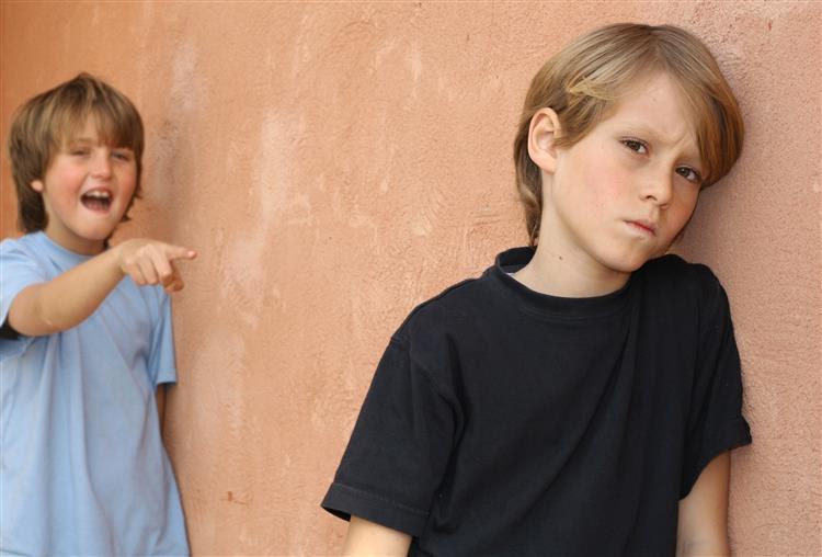 Como proteger o seu filho do bullying