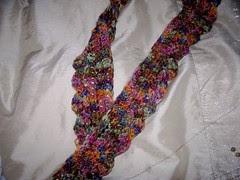 one skien scarf