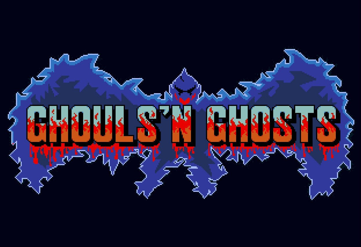 Ghouls 'n Ghosts creeps onto mobile devices screenshot