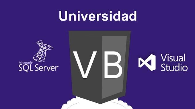 [100% Off UDEMY Coupon] - Universidad Visual Basic. net con SQLserver: De 0 a Experto