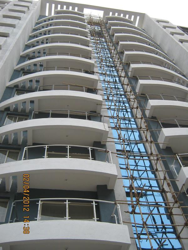 Sparklet - Megapolis Smart Homes 1, Hinjewadi Phase 3, Pune 411057 - Balconies of A 4