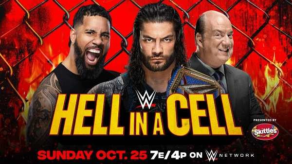 Watch WWE Hell In A Cell 2020 10/25/20 Live 25th October 2020 Full Show Free 10/25/2020